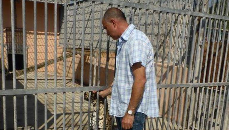 Corpo Forestale sequestra zoo in Sardegna dopo nostra denuncia