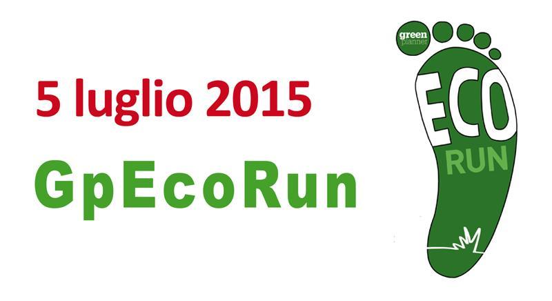 Cambiamenu corre alla Green Planner EcoRun