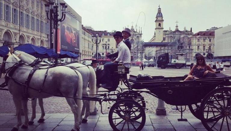 Botticelle: autogol di Uber. I cavalli non sono taxi