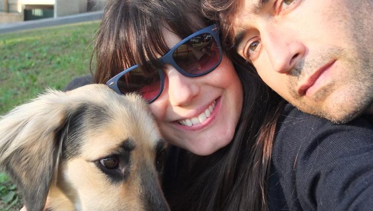 """365 giorni di amore per Stella, uno dei primi cani salvati dal """"Rifugio"""" Parrelli"""