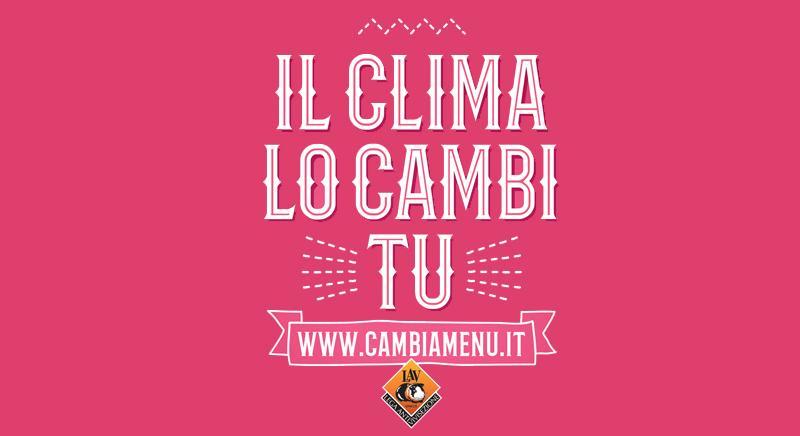 Il clima lo cambi tu! Domenica 29 novembre #marciaperilclima