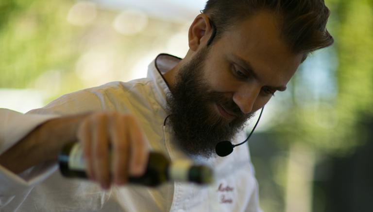 Vegan Chef Contest: lo chef Martino Beria tra i giudici del concorso
