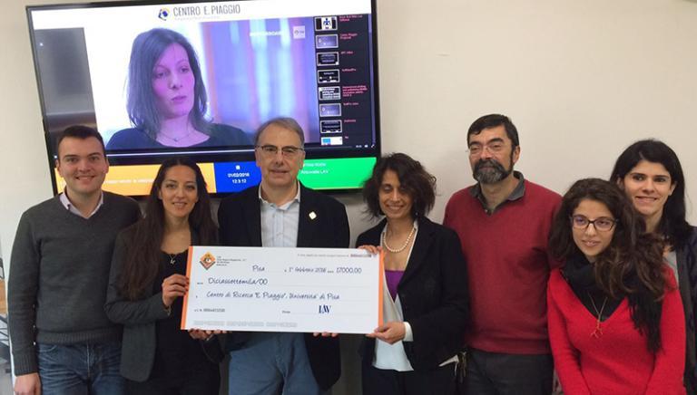 Test senza animali: la LAV  finanzia una borsa di studio all'Università di Pisa
