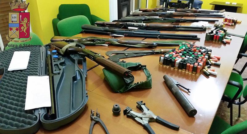 Illegalità e caccia, 6 denunciati nel Parco dei Nebrodi