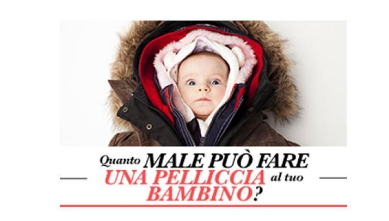 Pellicce tossiche per bambini: ritirati capi anche in Europa