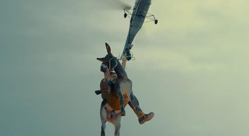 Gli asini non volano. Noi lo sappiamo Pif no. La scena non si taglia