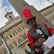 Un artista circense firma la petizione LAV per la fine del circo con gli animali