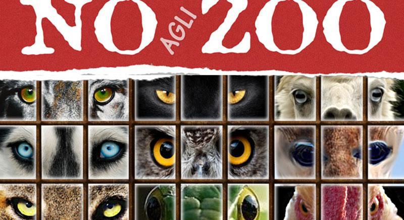 Manifestazione nazionale No Zoo - Torino, sabato 27 maggio ore 14,00