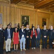LA delegazione LAV Carabinieri