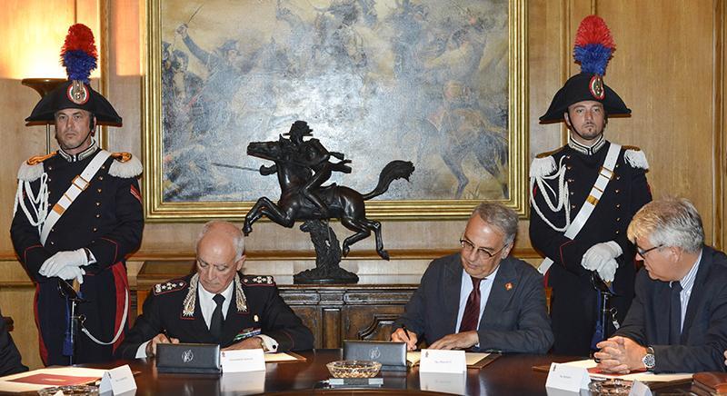 Protocollo LAV - Carabinieri, per contrastare i reati contro gli animali