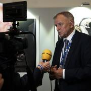 #ENDPIGPAIN - Presentazione Mostra Fotografica e VR investigazioni LAV - In foto il Commissario UE Andriukaitis