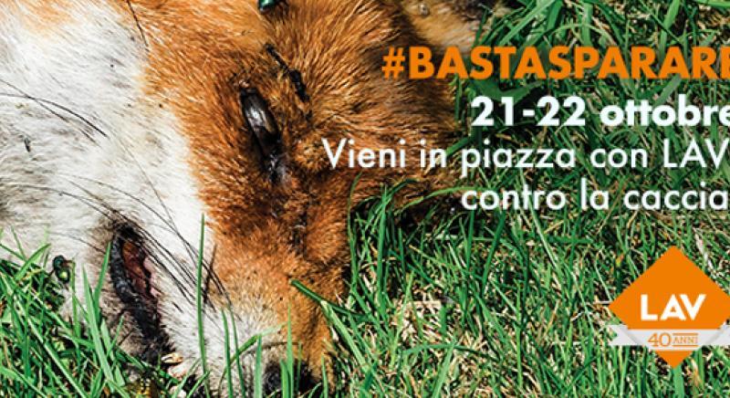 Milano censura campagna caccia. Sindaco Sala stia con noi!