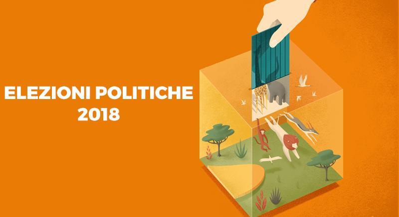 Elezioni Politiche: anche gli animali votano