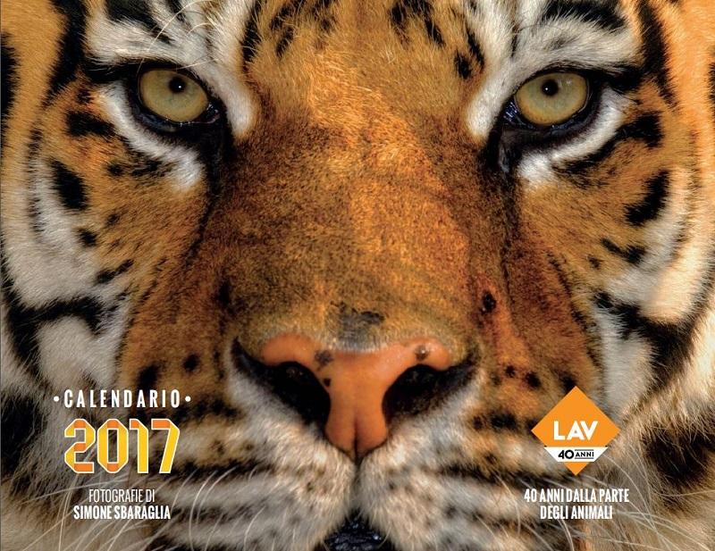 In mostra a Milano il Calendario LAV 2017