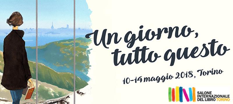 SALONE DEL LIBRO DI TORINO 10 MAGGIO