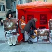 Eccoci a Perugia