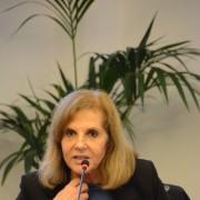 Carla Rocchi in conferenza