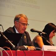 Da sinistra: Felicetti (Presidente LAV), l'Avv. Campanaro (Ufficio Legale LAV), Alessandro Sala (Corriere della Sera)
