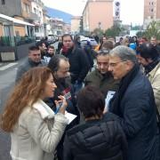 Gianluca Felicetti, Presidente LAV intervistato dalla stampa