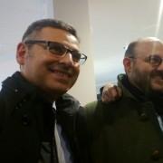 Gli avvocati Michele Pezone, Vittorio Arena e Carla Campanaro