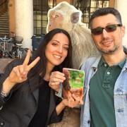Michela Kuan e Yuri Bautta a Modena
