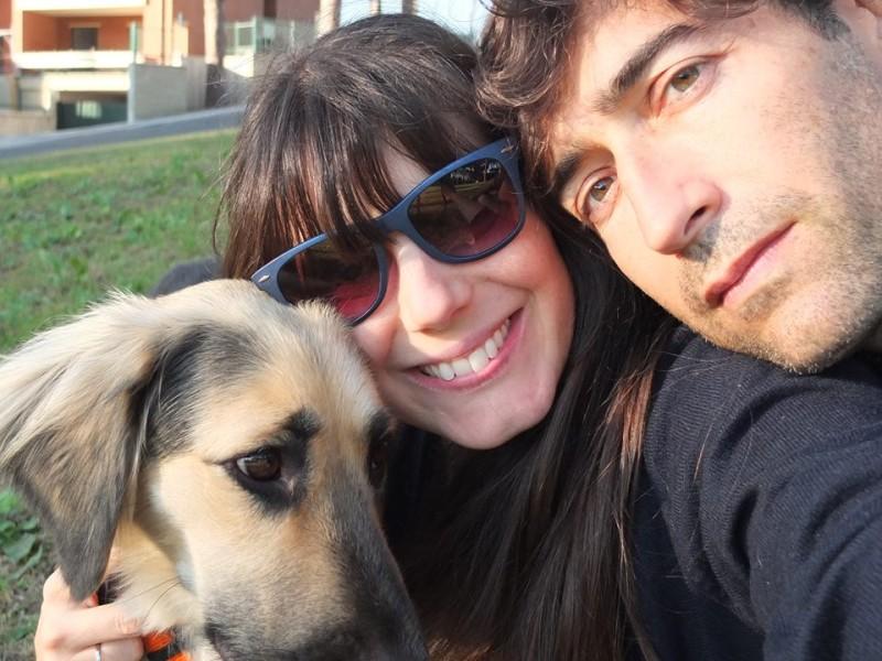 Alessia Lorenzo e Stella. Un anno insieme.