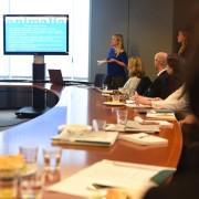 "Presentazione dossier ""Nordic fur trade ? marketed as responsible business"" Foto: Jo-Anne McArthur"