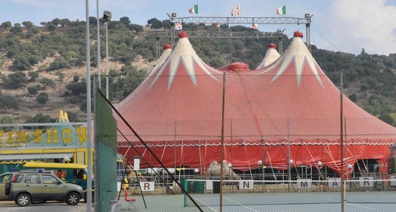Circo, foto di archivio