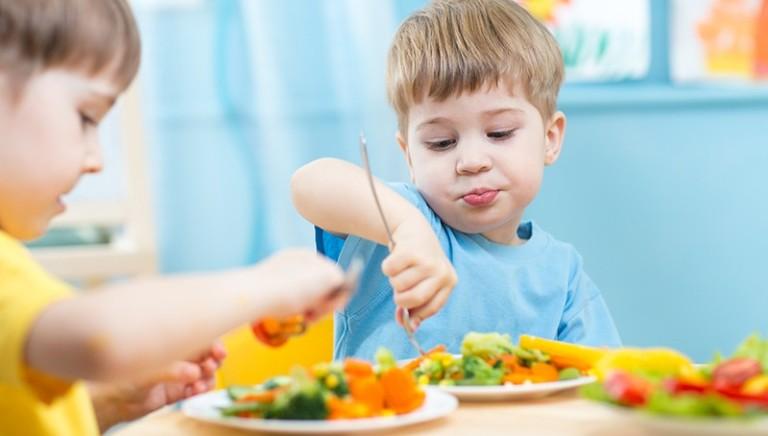 Pasti vegani a scuola, Senigallia è Italia