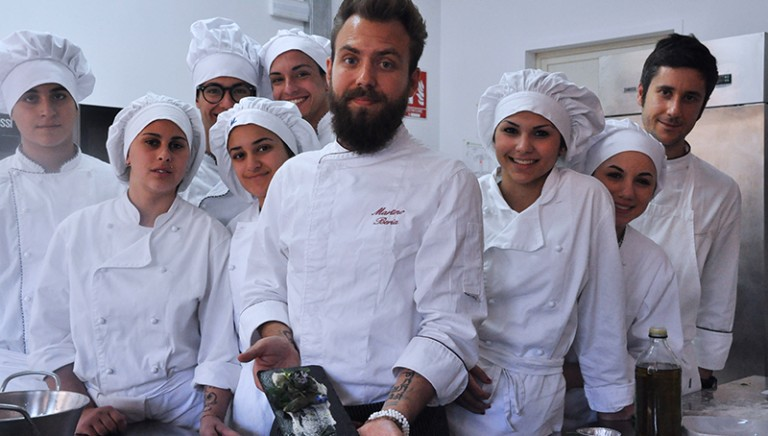 Vegan Chef Contest. A lezione con lo chef Martino Beria