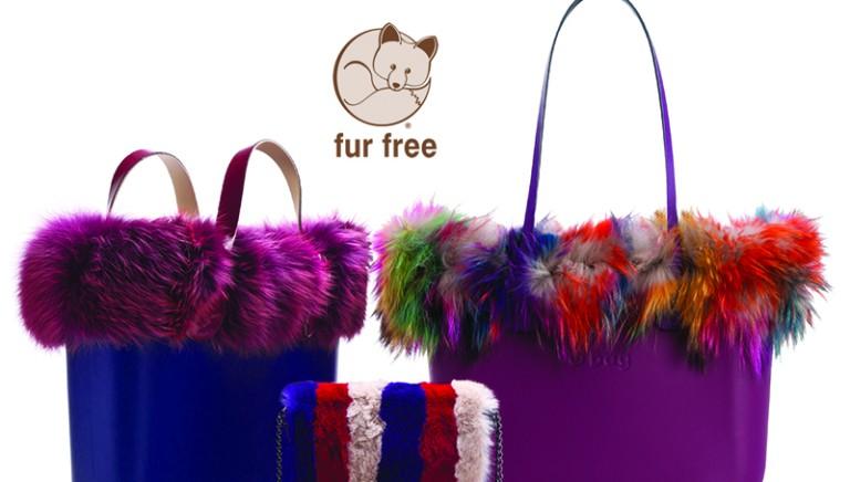 O BAG goes green and waves goodbye to fur!