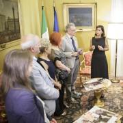 #UNAVECCHIAMICIZIA a Montecitorio LAV e Sindacati dei pensionati CGIL, CISL e UIL (Fonte Foto: Camera dei Deputati)