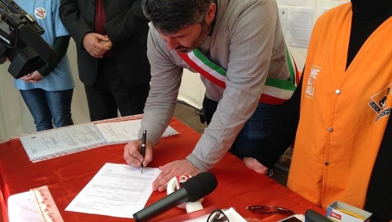 #TerremotoItalia: inaugurata, grazie a noi, 1° colonia felina Prov. di Rieti