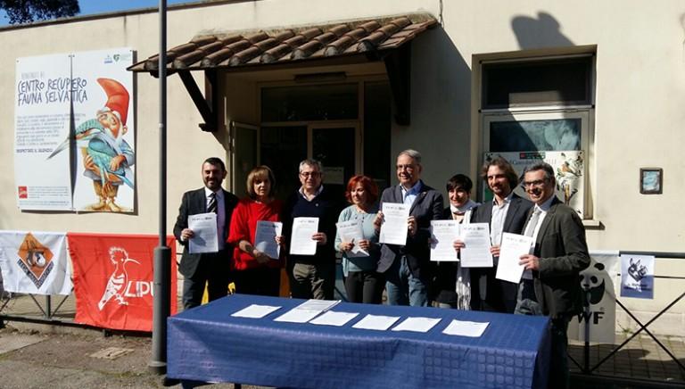 #WorldWildlifeDay firmata Carta di Roma per recupero animali salvati