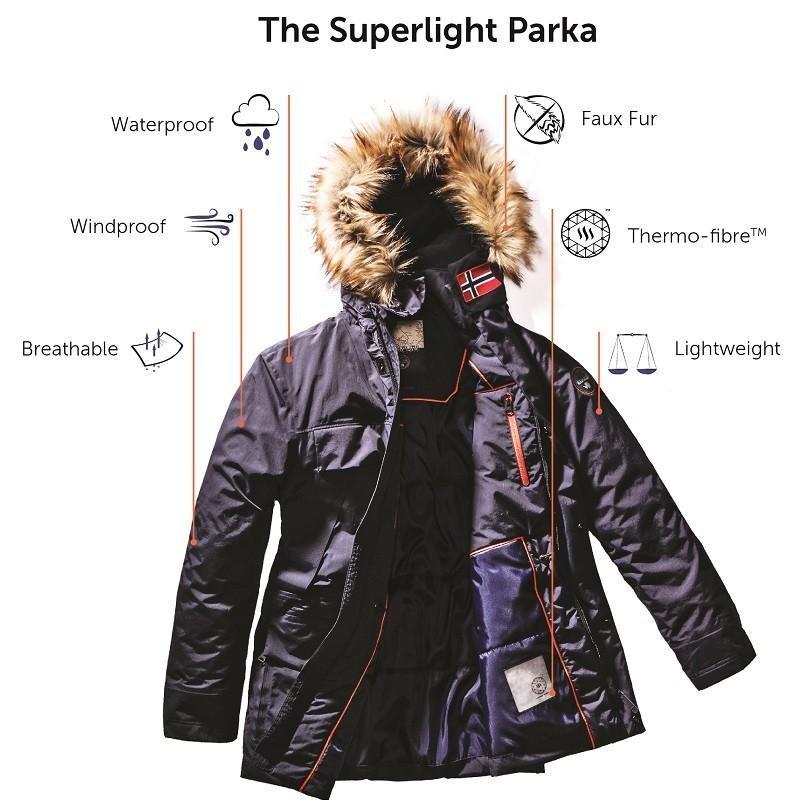 Napapijri Superlight Parka