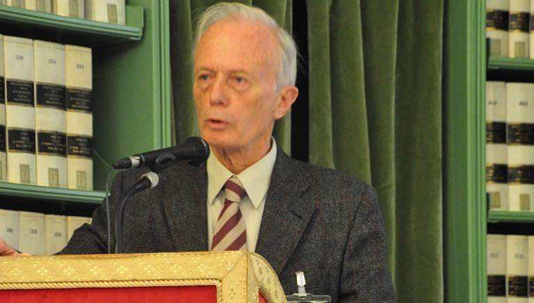 40 anni LAV, due domande a... Luigi Lombardi Vallauri