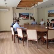 Incontro con il Sindaco della Municipalità di Peja