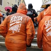Attivisti e volontari LAV a Venezia