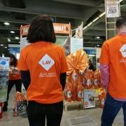Volontari LAV a Fa' la cosa giusta