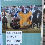 L'affissione ad Asti