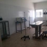 La sala operatoria realizzata con fondi LAV