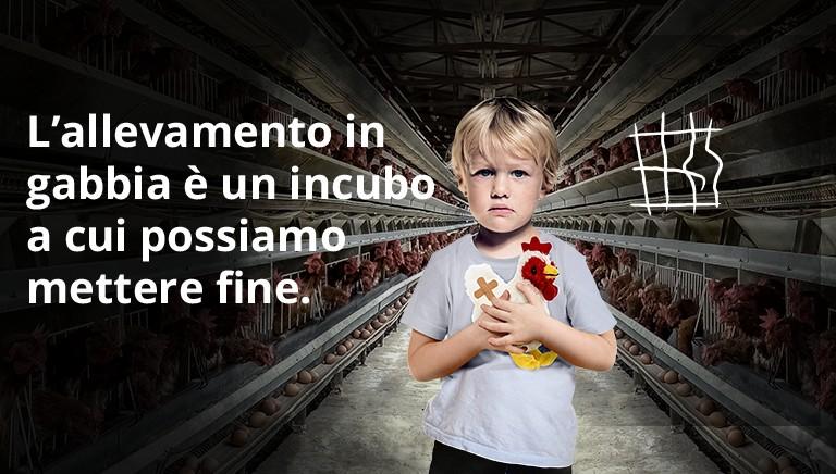 #EndTheCageAge: il Ministro Grillo inaugura la mostra alla Camera dei Deputati e firma la petizione