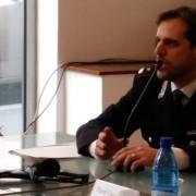 Il Maggiore Trapuzzano, Comandante Nucleo Cites Napoli