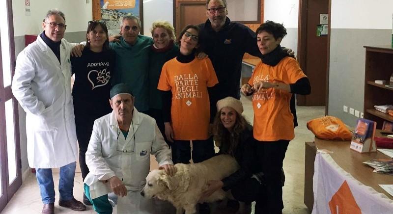 I Cani di Lampedusa: positivo bilancio per la nostra missione sul campo