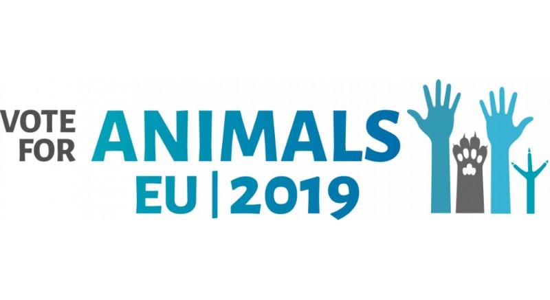 Vota per gli animali, il 26 maggio alle Elezioni europee!