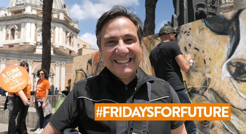 #Fridaysforfuture: abbiamo intervistato Mario Tozzi