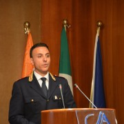 Daniele Manganaro, Vice Questore Aggiunto della Polizia
