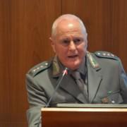 Claudio Castagnoli, comandante della Polizia Provinciale di Ferrara