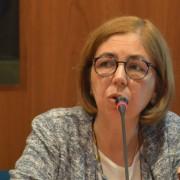 Senatrice Margherita Corrado, componente della Commissione parlamentare antimafia