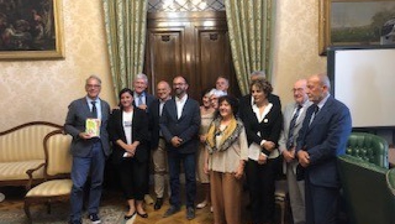 Climate Action Week, il Ministro Fioramonti incontra LAV